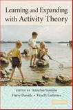 Learning and Expanding with Activity Theory, , 0521758106