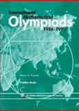 International Mathematical Olympiads, 1986-1999, Marcin Kuczma, 0883858118