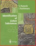 Identification of Lichen Substances, Huneck, S. and Yoshimura, I., 3540608117