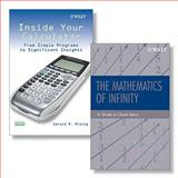 Inside Your Calculator Set : From Simple Programs to Significant Insights + the Mathematics of Infinity - A Guide to Great, Rising, Gerald R. and Faticoni, Theodore G., 0470388110