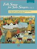 Folk Songs for Solo Singers, Jay Althouse, 0882848119