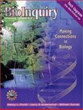 Bioinquiry : Making Connections in Biology, Learning System 1.2, Pruitt, Nancy L. and Underwood, Larry S., 0471438111
