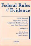 Federal Rules of Evidence, with Selected Legislative History, California Evidence Code, and Case Supplement 2003-2004, Green, Eric D. and Nesson, 073552811X