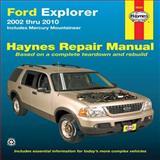 Ford Explorer 2002 Thru 2010, Max Haynes, 1563928116