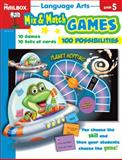Mix and Match Games, The Mailbox Books Staff, 1562348124