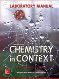 Laboratory Manual Chemistry in Context, American Chemical Society, 0073518123