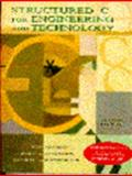 Structured C for Engineering and Technology, Adamson, Tom and Antonakas, James L., 0023008121