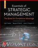 Loose-Leaf Essentials of Strategic Management with Connect Plus, Gamble, John and Thompson, Arthur, Jr., 1259178129