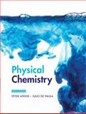 Physical Chemistry, Atkins, Peter and de Paula, Julio, 1429218126