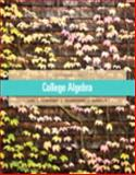 College Algebra, Lial, Margaret and Hornsby, John, 0321828127