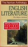 The Norton Anthology of English Literature 9780393968125