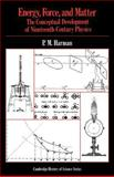 Energy, Force and Matter : The Conceptual Development of Nineteenth-Century Physics, Harman, Peter M., 0521288126
