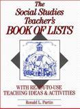 The Social Studies Teacher's Book of Lists, Ronald L. Partin, 0130958123