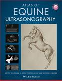 Atlas of Equine Ultrasonography, Kidd, 0470658134