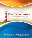 Macroeconomics : A Contemporary Approach, McEachern, William A., 1133188133