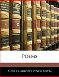 Poems, Anne Charlotte Lynch Botta, 1146128134