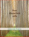 Corporate Finance with S&P card + Connect Plus, Ross, Stephen and Westerfield, Randolph, 0077398130