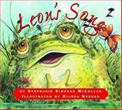 Leon's Song, Stephanie Simpson McLellan, 1550418130