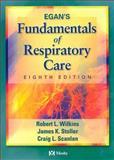 Egan's Fundamentals of Respiratory Care, Wilkins, Robert L. and Scanlan, Craig L., 0323018130