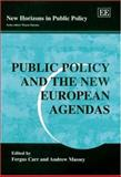 Pub Pol and New European Agendas 9781843768135