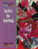 Tactics for Teaching, Lovitt, Thomas C., 0023718137