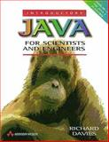 Introductory Java for Scientists and Engineers, Davies, Richard, 0201398133