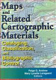 Maps and Related Cartographic Materials 9780789008138