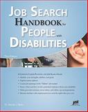 Job Search Handbook for People with Disabilities, Ryan Daniel, 159357813X