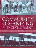 Community Organizing and Development, Rubin, Herbert J. and Rubin, Irene S., 0205408133