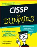 CISSP for Dummies - Apdf, Miller, Toby, 0764518143