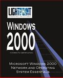 Microsoft Windows 2000 Network and Operating System Essentials, LightPoint Solutions, 059514814X