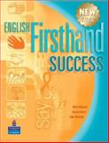 English Firsthand Success with CD, Rost, Michael and Wiltshier, John, 9620058143