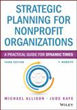 Strategic Planning for Nonprofit Organizations 3rd Edition