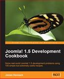 Joomla! 1. 5 Development Cookbook, Kennard, James, 1847198147
