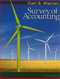 Survey of Accounting 9780538478144