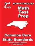 North Carolina 3rd Grade Math Test Prep, Teachers Treasures, 1500198145