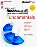 Microsoft Access 2000 VBA Fundamentals, Evan Callahan, 0735608148