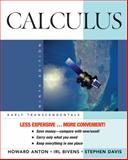 Calculus Early Transcendentals 9th Edition Binder Ready Version, Anton, 0470418141