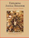 Exploring Animal Behavior : Readings from American Scientist, , 0878938141
