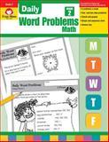 Daily Word Problems, Grade 2, Evan-Moor, 1557998140