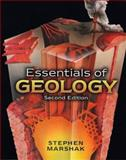 Essentials of Geology, Marshak, Stephen, 0393928152