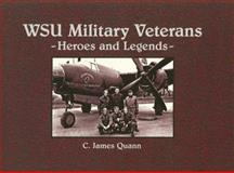 WSU Military Veterans, C. James Quann, 0974088153