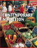 Contemporary Nutrition : Issues and Insights with Foodworks, Wardlaw, Gordon M., 0072468157