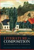 Literature for Composition : An Introduction to Literature, Barnet, Sylvan and Cain, William E., 0321878159