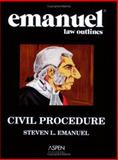 Civil Procedure, Emanuel, Steven L., 0735558159