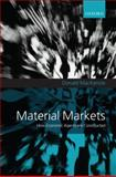 Material Markets : How Economic Agents Are Constructed, MacKenzie, Donald and MacKenzie, Donald A., 0199278156