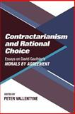 Contractarianism and Rational Choice 9780521398152
