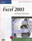 New Perspectives on Microsoft Office Excel 2003, Comprehensive, Oja, Dan and Ageloff, Roy, 0619268158