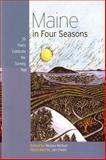 Maine in Four Seasons, Wesley McNair, 0892728159