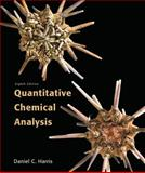 Quantitative Chemical Analysis, Harris, Daniel C., 1429218150